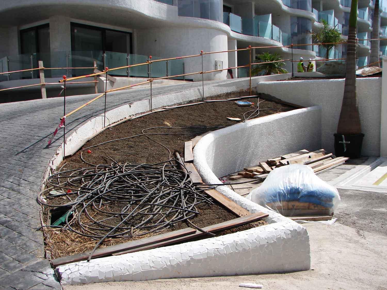 Proyecto 6 echium paisajismo y jardiner a for Proyecto jardineria